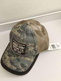 🚚 Brand new authentic bubba Gump cap 1 for $12