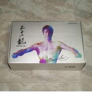 """Bruce Lee Enterbay HD Masterpiece 18"""" Statue Figure 李小龍 The Way Of The Dragon Boxed New"""