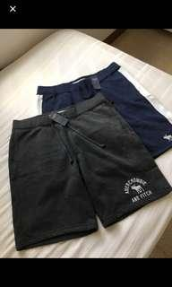 Abercrombie Shorts brand new authentic 2 for $60 no nego