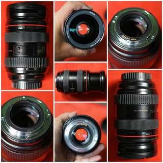 Canon Lensa 24 70mm f2.8