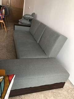 🚚 Sofa bed brand new