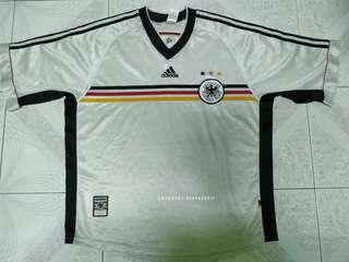 Germany Jersey home kit 1998/00 L