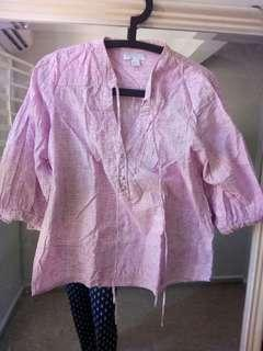 Cotton On 3/4 sleeves top ( S size) #MFEB20