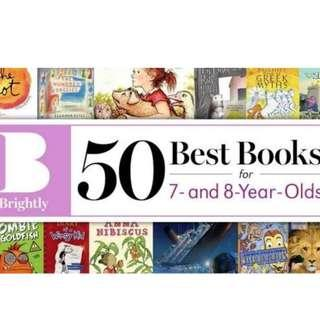 The 40 Best Books for 7- and 8-Year-Olds