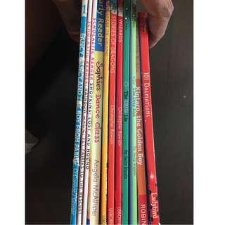 Kids Fition Story books