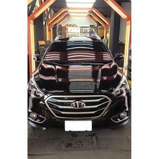 現代  Hyundai  IX35 2.0 柴油尊貴款 2015 保固中