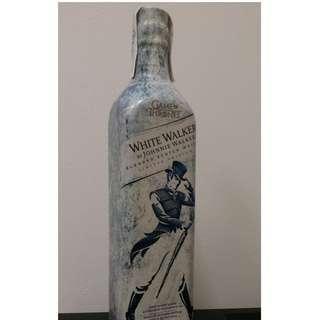 Johnnie Walker White Walker 冰與火之歌限量版 蘇格蘭 威士忌 Game of Thrones 1L 送禮 自用