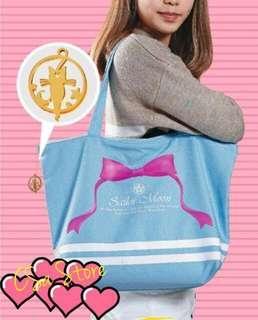 美少女戰士Tote Bag (藍色)