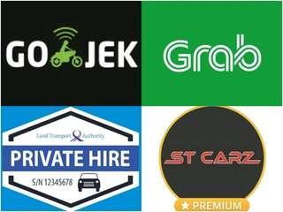 Rental: Go-Jek Partner $150 Weekly Rebate!