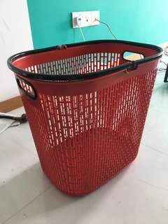 Laundry Basket with Handels