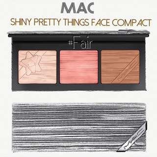 MAC Shiny Pretty Things Face Compact