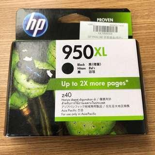 100% NEW HP 950XL 黑色墨盒 Ink (Black)