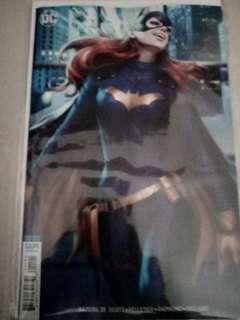 🚚 Batgirl#31 variant