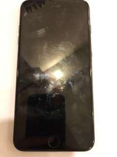 iPhone 7Plus Jet black 256GB