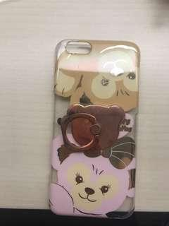iPhone 6 case with phone grip