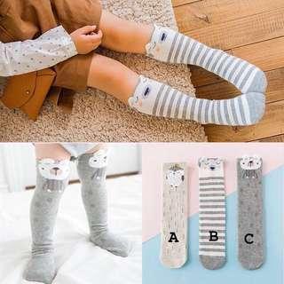 🚚 Minimalist high knee socks for babies / toddlers / kids