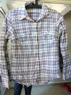Applemints Checkered Top (M size)