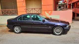 BMW E39 525i Double Vanos M54 Facelift
