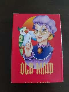 Brand new in box Old Maid Card Set received in 2019