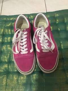Vans Old School pink