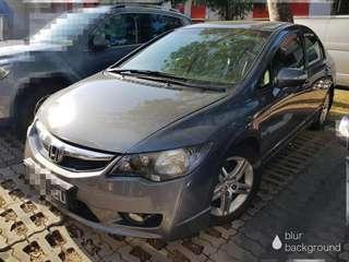 HONDA FD 2.0A FACELIFT   RM 7500 KERETA/MOTOR SINGAPORE UNTUK SPARE PART wasap.my/60126373536  Instagram:@kereta_scrap_singapore  carousell.com/kereta_scrap_singapore Page fb : Penjual Kereta scrap singapore