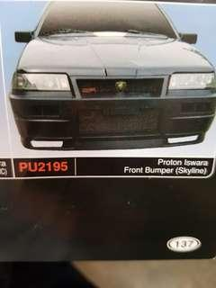 Proton Iswara Skyline PU front bumper