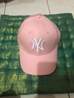 New York Yankees baby pink original