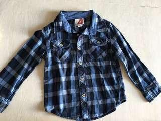 Boy shirt (cotton on kids) size 4