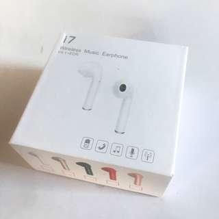 仿iPhone  單邊藍牙耳機