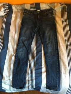 Topman Skinny Jeans (Have spandex)