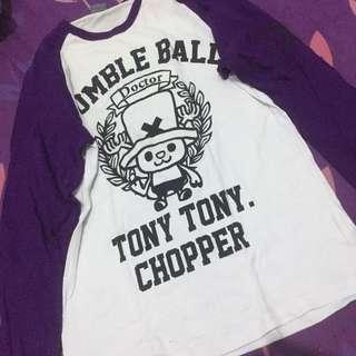 One Piece Rumble Ball Long Sleeve