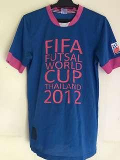 Fifa Futsal World Cup 2012 Official Merchandise