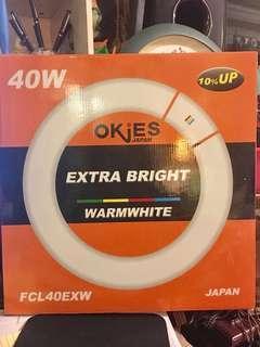OKiES Japan Circular Fluorescent Tube
