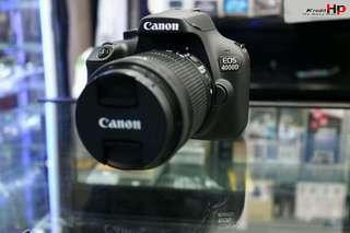 Cicil Canon EOS 4000D