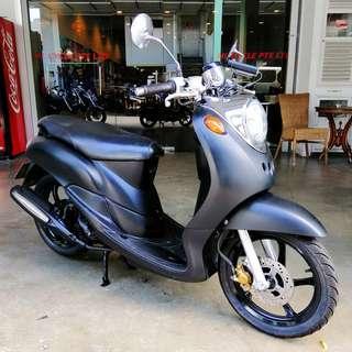 Yamaha Fino 115 COE FEB 2023