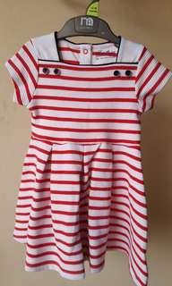 Mothercare Girl Dress New