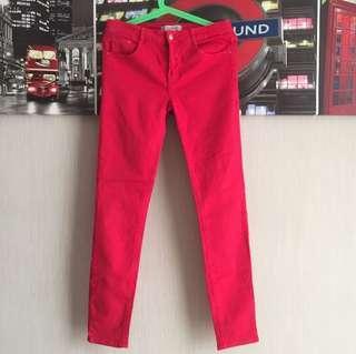 Celana jeans zara trafaluc