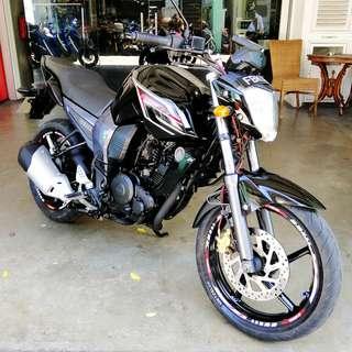 Yamaha FZ16 COE FEB 2025