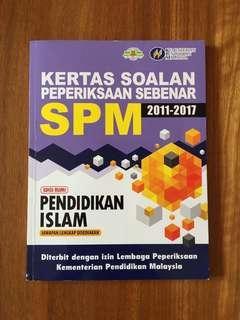Pendidikan Islam Kertas Peperiksaan SPM 2011-2017