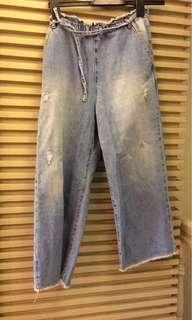 Zara maong jeans
