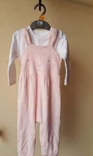 Baby Jumpsuit Mothercare New