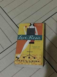 Love Rosie by Cecelia Ahern