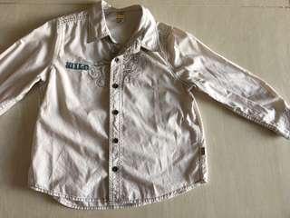 Boy shirt (Fox) size 6