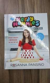 Nerdy Nummies Cookbook by Rosanna Pansino #MFEB20