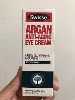 🚚 澳洲帶回Swisse 摩洛哥眼霜15ml