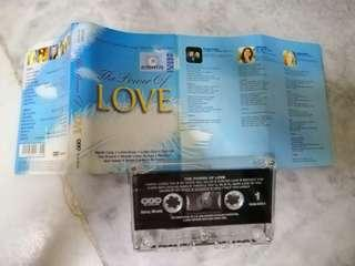 Power of Love Cassette