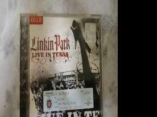 Linkin Park Live In Texas (VCD+CD)