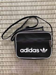 BN Adidas Originals💯% Authentic mini airliner bag for SGD 85 b3bae27a49