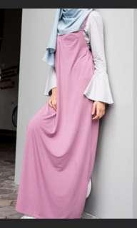 Faroshah 2-piece Cami Dress #MRTSengkang