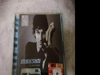 Maksim The Piano Player CD